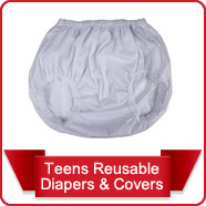 Reusable Diapers and Covers