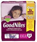 Girl's Goodnite Pull Ups - Youth