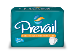 Brief Prevail Disposable Diaper for Youth (Heavy incontinence)