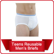 Reusable Men's Briefs
